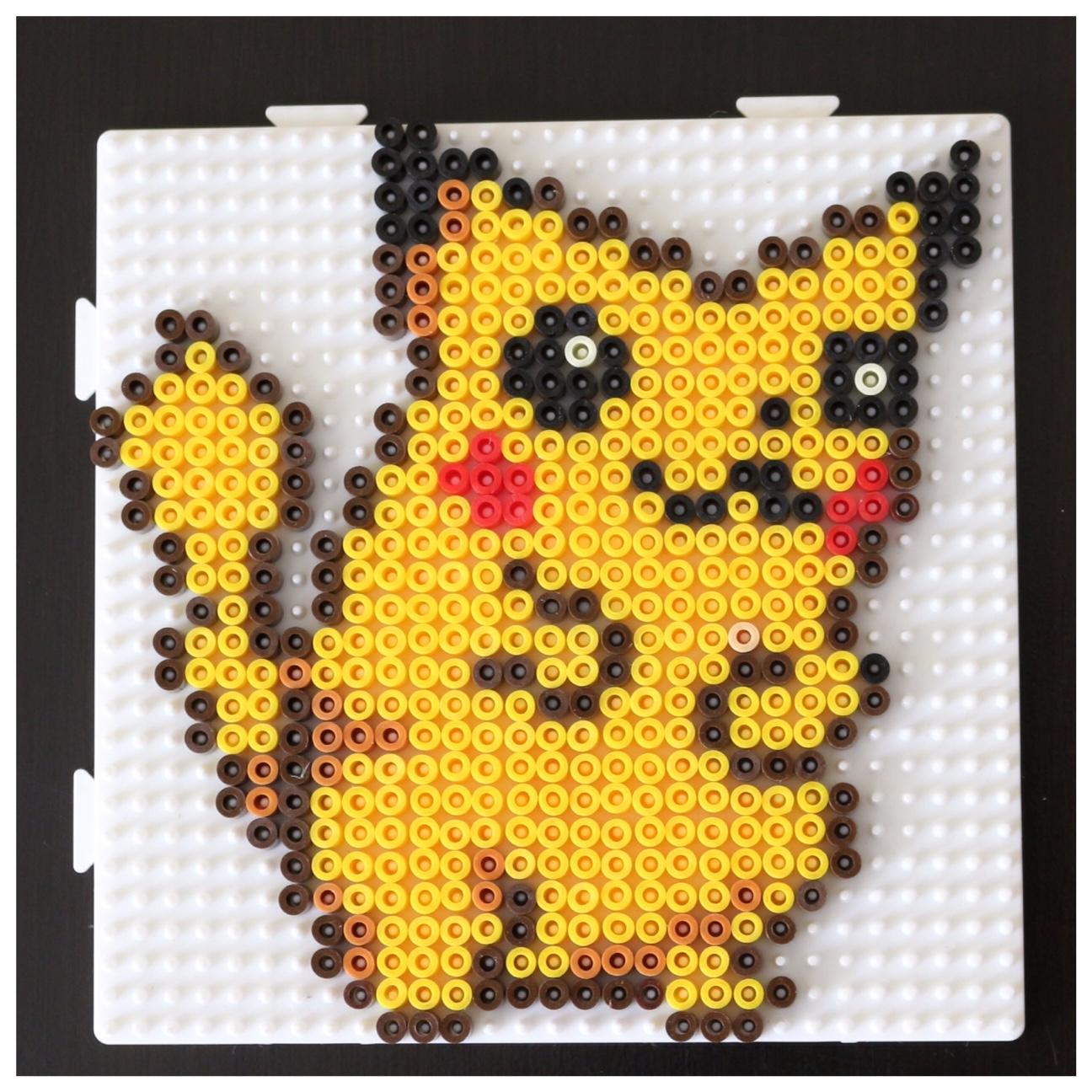 modele de pixel art a imprimer